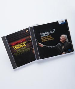ベートーベン「交響曲第9番」オトマール・スウイトナー指揮ベルリン・シュターツカペレ、マーラー「交響曲第2番」エリアフ・インバル指揮東京交響楽団
