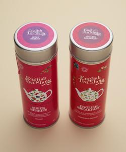 FAIRTRADE&ORGANICEnglish Tea Shop 「English Breakfast」「Super Berries」